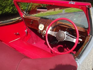 1949 Triumph 2000 Roadster in excellent condition throughout For Sale (picture 17 of 35)