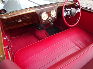 1949 Triumph 2000 Roadster in excellent condition throughout For Sale (picture 18 of 35)