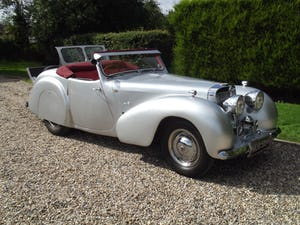 1949 Triumph 2000 Roadster in excellent condition throughout For Sale (picture 21 of 35)