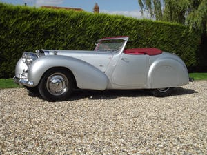 1949 Triumph 2000 Roadster in excellent condition throughout For Sale (picture 22 of 35)
