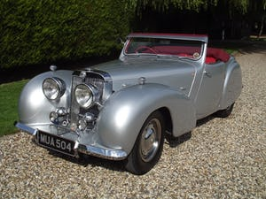1949 Triumph 2000 Roadster in excellent condition throughout For Sale (picture 23 of 35)