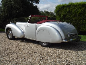 1949 Triumph 2000 Roadster in excellent condition throughout For Sale (picture 26 of 35)