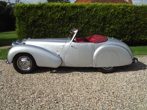 1949 Triumph 2000 Roadster in excellent condition throughout For Sale (picture 27 of 35)