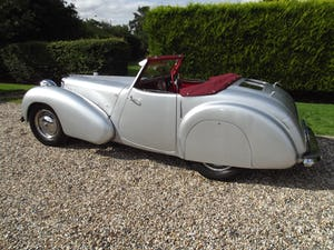1949 Triumph 2000 Roadster in excellent condition throughout For Sale (picture 28 of 35)