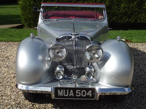 1949 Triumph 2000 Roadster in excellent condition throughout For Sale (picture 29 of 35)