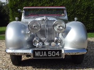 1949 Triumph 2000 Roadster in excellent condition throughout For Sale (picture 30 of 35)