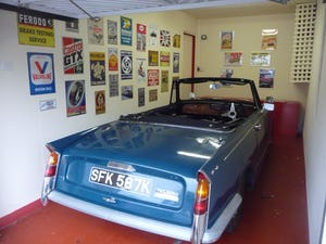 1971 Triumph Herald 13/60 Convertible For Sale (picture 1 of 7)
