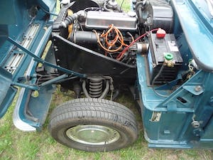 1971 Triumph Herald 13/60 Convertible For Sale (picture 6 of 7)