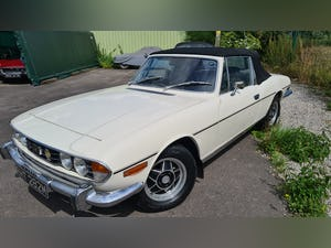 1973 Triumph Stag Automatic For Sale (picture 1 of 7)