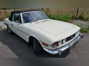1973 Triumph Stag Automatic For Sale (picture 2 of 7)