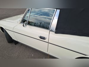 1973 Triumph Stag Automatic For Sale (picture 6 of 7)