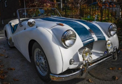 Picture of 1955 TRIUMPH TR2 LONG DOOR MODEL - COMING SOON For Sale