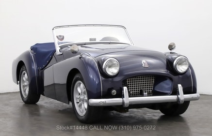 Picture of 1955 Triumph TR2 Small Mouth For Sale