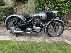 1937 Triumph T100 Evocation For Sale by Auction (picture 1 of 50)