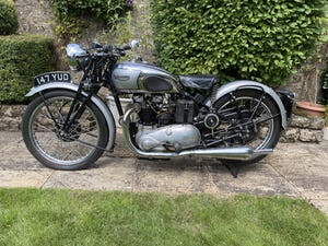 1937 Triumph T100 Evocation For Sale by Auction (picture 2 of 50)