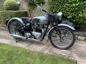1937 Triumph T100 Evocation For Sale by Auction (picture 3 of 50)