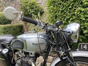 1937 Triumph T100 Evocation For Sale by Auction (picture 4 of 50)