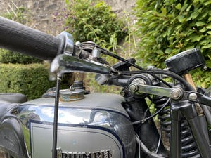 1937 Triumph T100 Evocation For Sale by Auction (picture 6 of 50)