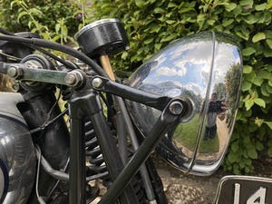 1937 Triumph T100 Evocation For Sale by Auction (picture 9 of 50)