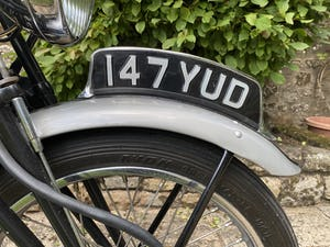 1937 Triumph T100 Evocation For Sale by Auction (picture 10 of 50)