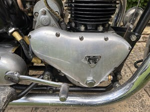 1937 Triumph T100 Evocation For Sale by Auction (picture 15 of 50)