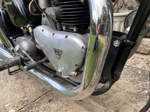 1937 Triumph T100 Evocation For Sale by Auction (picture 20 of 50)