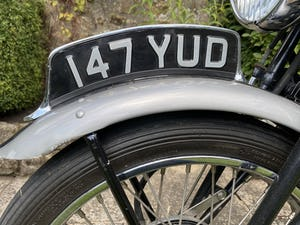 1937 Triumph T100 Evocation For Sale by Auction (picture 45 of 50)