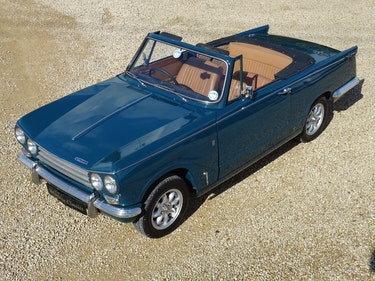 Picture of 1970 Vitesse 2 Litre Convertible: Restored/Overdrive For Sale
