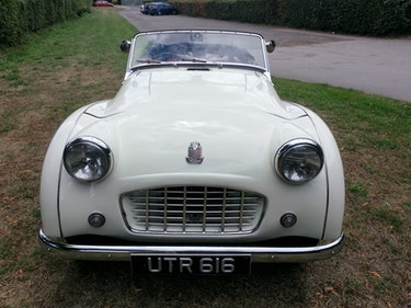 Picture of 1957 TRIUMPH TR3--FULLY RESTORED--100% NUT AND-- BOLT RESTORATION For Sale