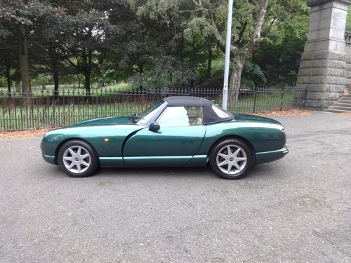 1997 P TVR Chimaera 4.0 400 Manual For Sale (picture 2 of 6)