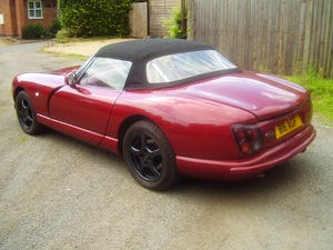 1999 TVR Chimaera 400, 33500 miles. For Sale (picture 5 of 12)