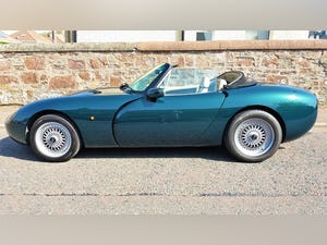 1992 TVR Griffith Beautiful Cooper Green 4L Pre-Cat For Sale (picture 3 of 6)
