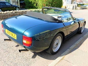 1992 TVR Griffith Beautiful Cooper Green 4L Pre-Cat For Sale (picture 4 of 6)