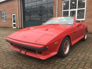 1986 TVR 280i convertible (LHD) For Sale (picture 1 of 6)