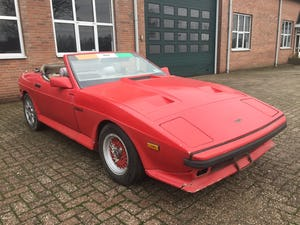 1986 TVR 280i convertible (LHD) For Sale (picture 2 of 6)