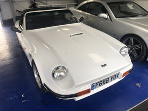 1989 TVR 280's cabriolet For Sale (picture 2 of 6)