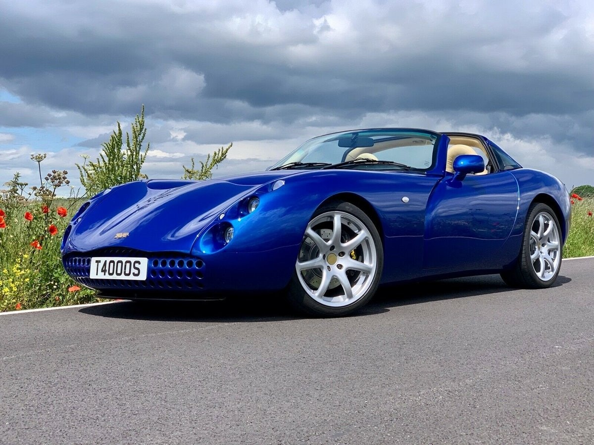 2001 Super Rare TVR Tuscan Mk1 4.0 'S' - £30,000 Spent! For Sale (picture 1 of 6)