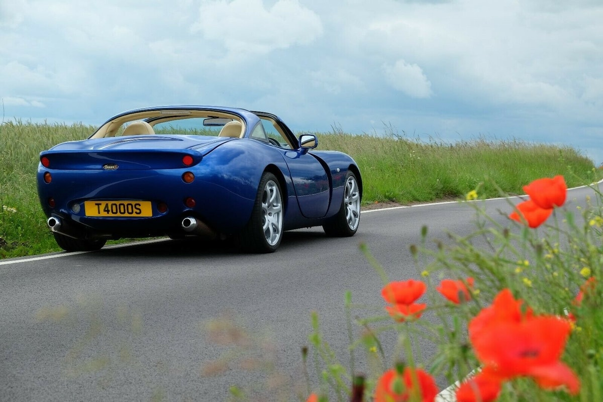 2001 Super Rare TVR Tuscan Mk1 4.0 'S' - £30,000 Spent! For Sale (picture 2 of 6)