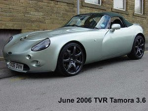 2006 TVR Tamora 3.6 For Sale (picture 1 of 5)