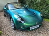 TVR Tamora - Beautiful car - 21,000 miles - Chameloen Green