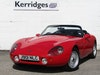 TVR Griffith 4.3 in Formula Red