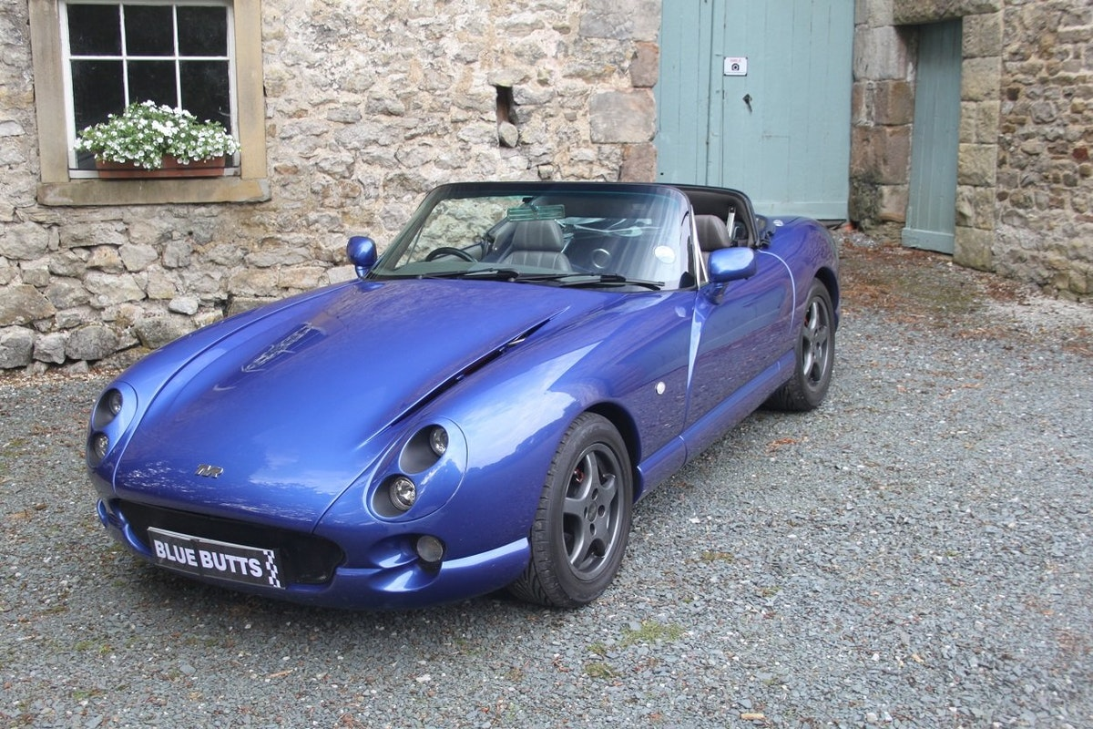 TVR Chimeara 4.0 1993 For Sale (picture 1 of 17)