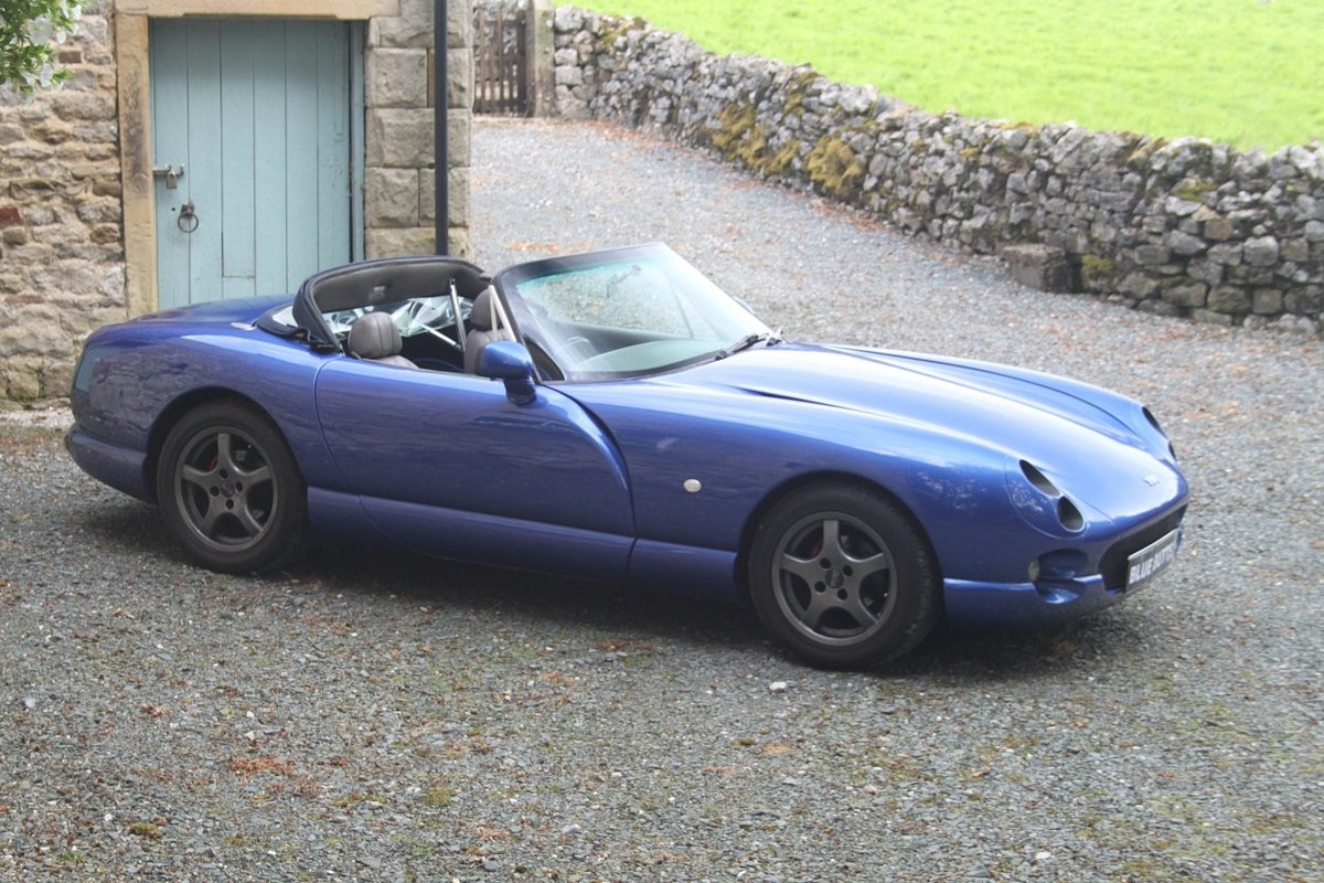 TVR Chimeara 4.0 1993 For Sale (picture 2 of 17)