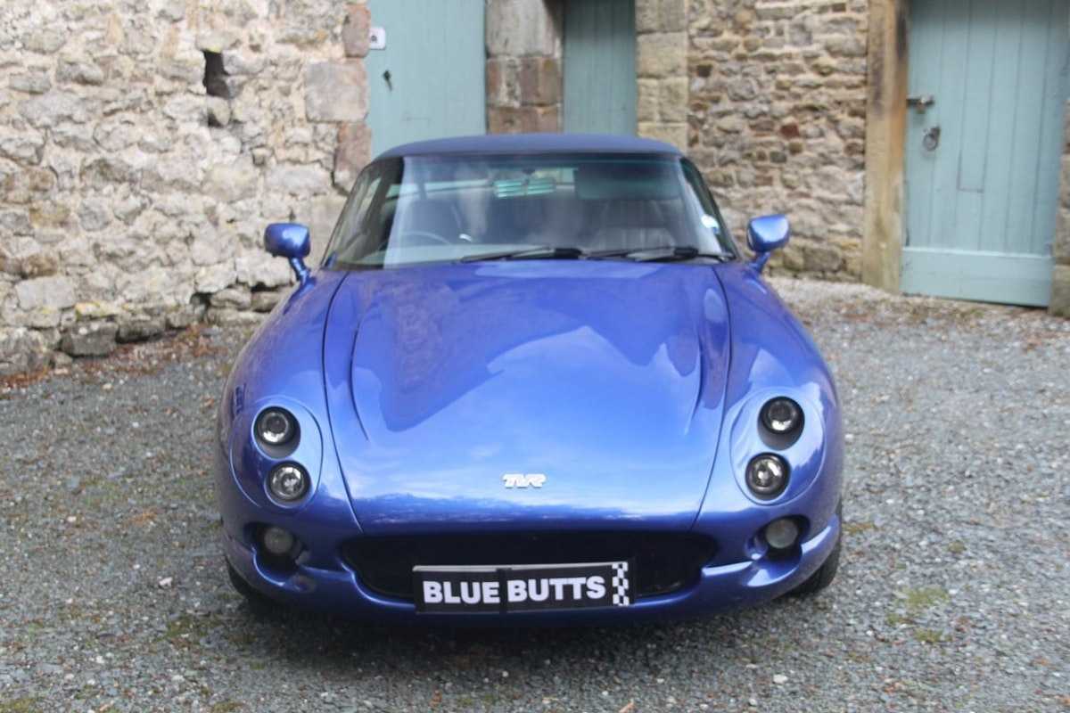 TVR Chimeara 4.0 1993 For Sale (picture 4 of 17)