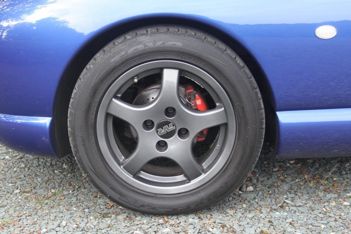 TVR Chimeara 4.0 1993 For Sale (picture 14 of 17)