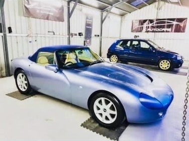 Picture of 1998 Tvr Griffith 500 For Sale