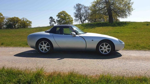 Picture of TVR Griffith 500 1996 JE Engine Rebuild 66.5k Miles For Sale