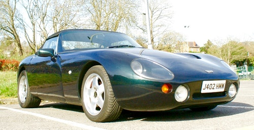 Picture of 1992 TVR Griffith 4.0 pre-cat - Stunning condition - New MOT! For Sale