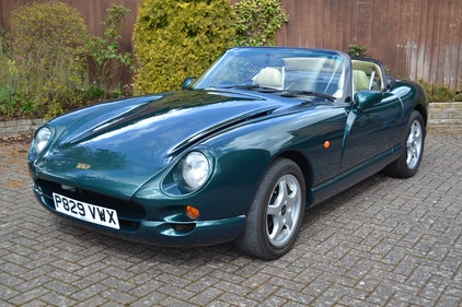 Picture of 1997 TVR Chimaera 4.0 For Sale by Auction