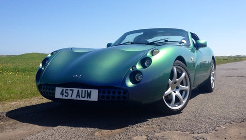 Picture of 2001 TVR Tuscan mk1 4.0 (Swordfish) For Sale